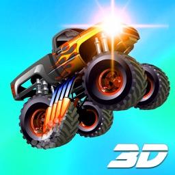 Monster Star Dash Racing Game