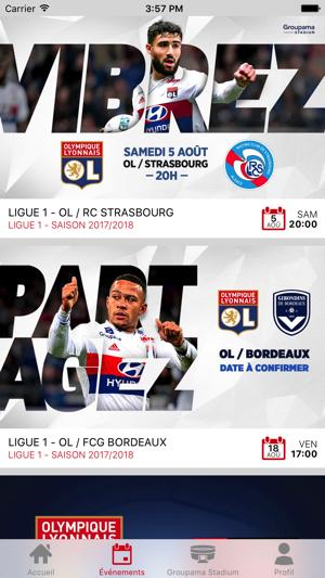 Groupama Stadium Im App Store