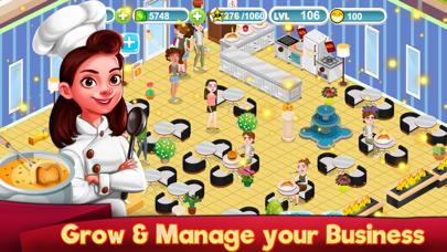 Restaurant Management Cafe screenshot two