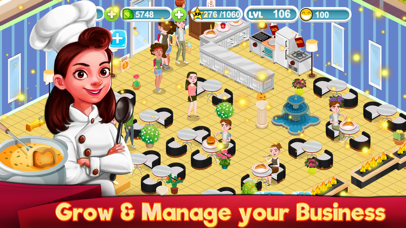 Restaurant Management Cafe screenshot two