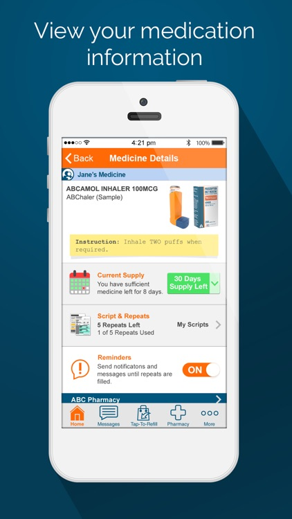 MedAdvisor screenshot-1