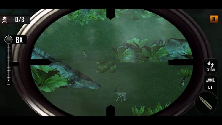 Deer Hunting - Sniper Shooting screenshot-3