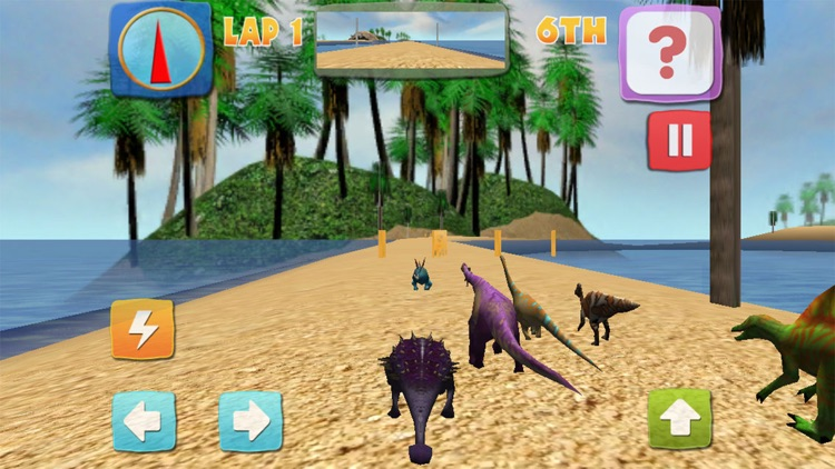 Dino Dan: Dino Racer screenshot-1