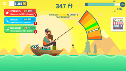 Fish Orbit screenshot 1