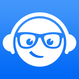 Ícone do app WeCast - Podcasts