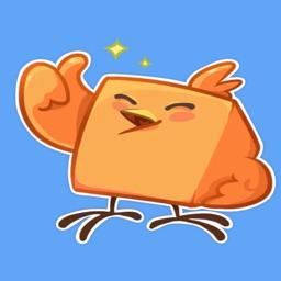 Orange chicken STiK