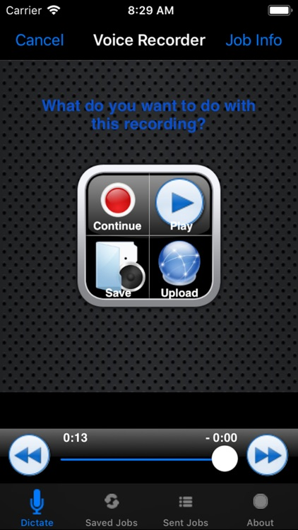 Voice Recorder Dictate screenshot-2