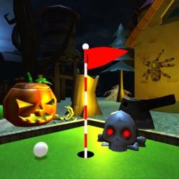 Mini Golf Halloween