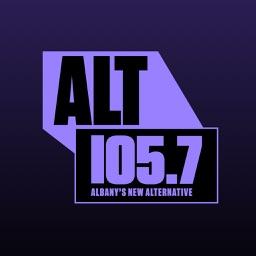 ALT 105.7 (WQSH)