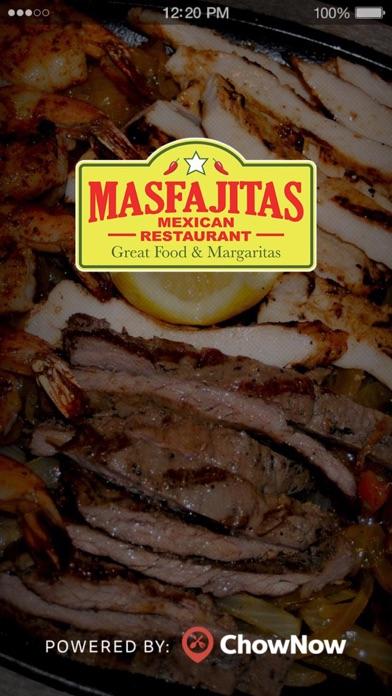 MasFajitas Mexican Restaurant screenshot 1