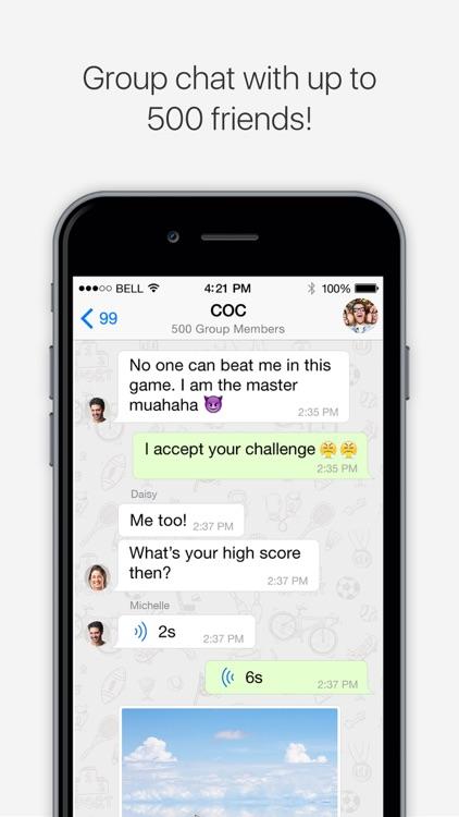 SOMA Messenger screenshot-3