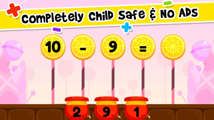 Kids Addition & Subtraction screenshot-8