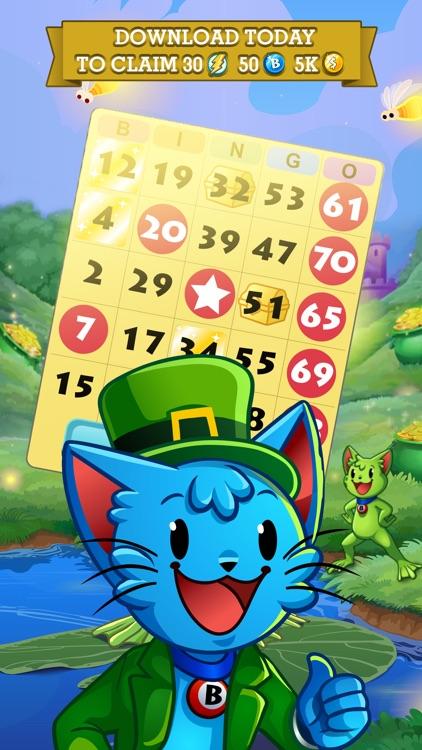 Bingo Blitz-Live Bingo & Slots screenshot-4