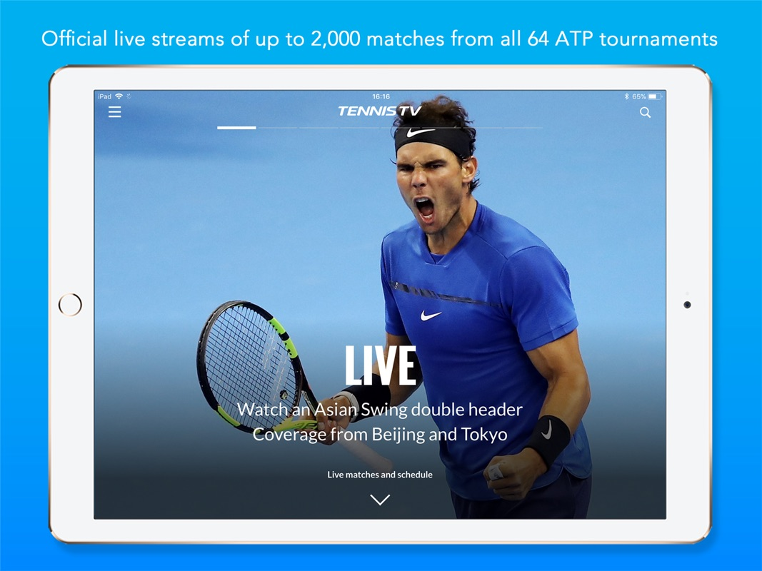 Tennis Tv Live Streaming Online Game Hack And Cheat Gehack Com