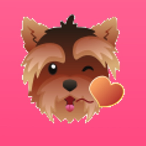YorkieMojis - Emojis for Yorkshire Lovers