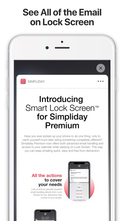 Simpliday – Smart Lock Screen screenshot-3