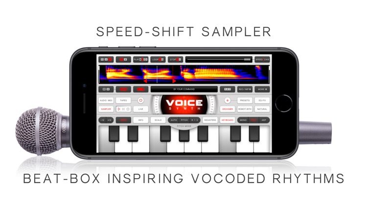 Voice Synth screenshot-5