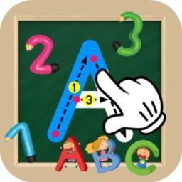 Practice Read Write ABC 123