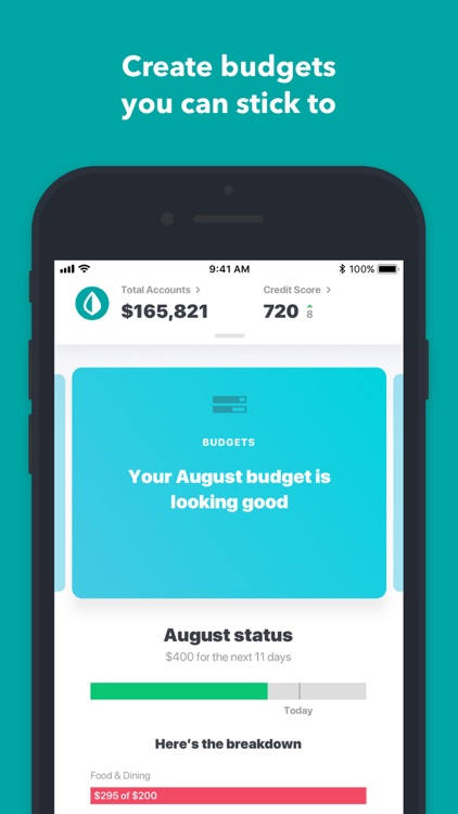 Mint:Personal Finance & Money screenshot-1