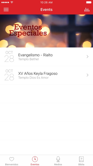 Templo EV ICIUSA screenshot 2
