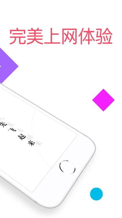 飞鱼浏览器-快捷去广告的隐私浏览器