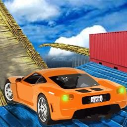 Crazy Car Stunt Master