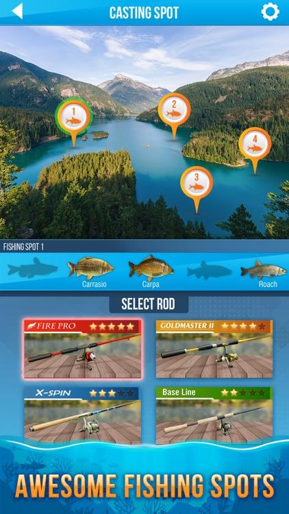 Sport Fishing: Catch a trophy screenshot-3