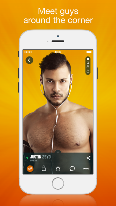 GRRR: Gay Chat and Dating - by GRRRAPP LTD - Social Category - 92