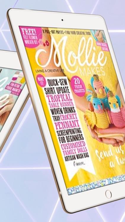 Mollie Makes screenshot-3