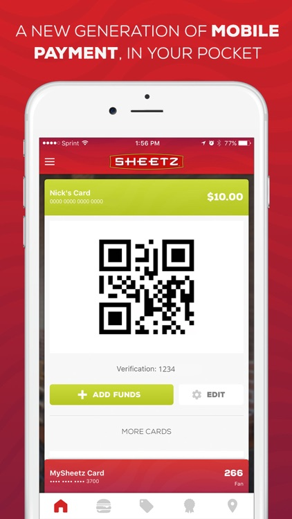 Sheetz® screenshot-4