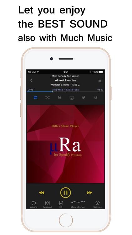 MyuRa HiRes Audio Player