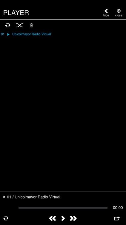 Unicolmayor Radio screenshot-3