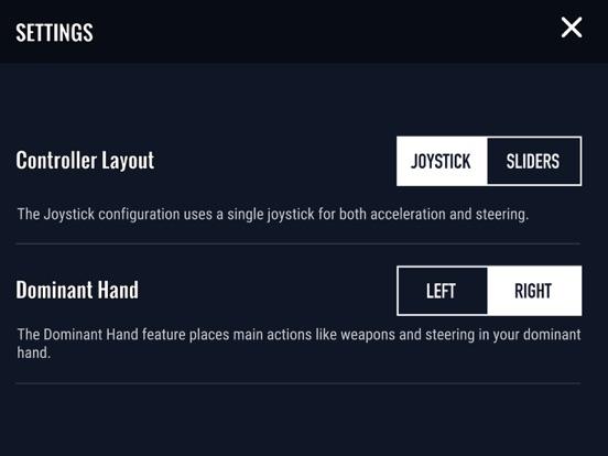 Batmobile™ R/C Controller screenshot 8