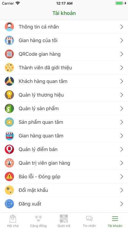 Agri 360 Quét mã vạch, QR Code screenshot-7