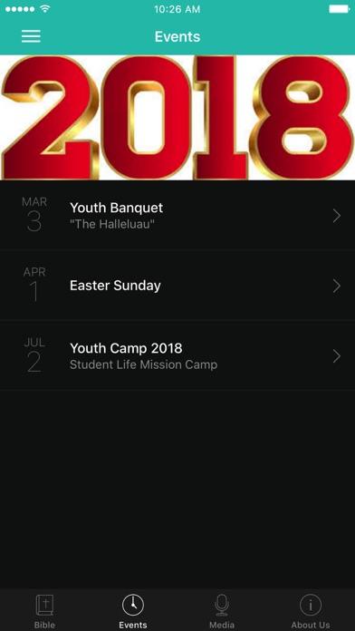 East Mountain Baptist Church screenshot 2