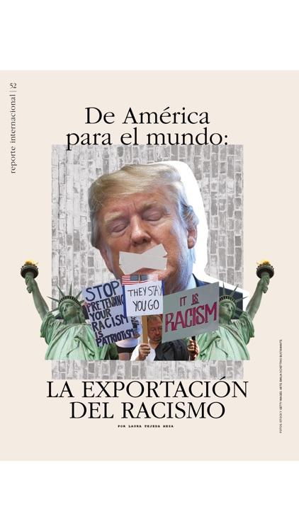 Marie Claire México Revista screenshot-3