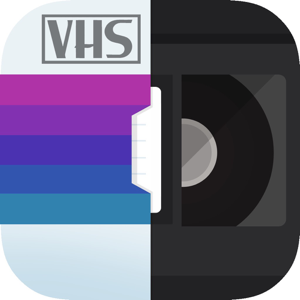 RAD VHS - Glitch Camcorder VHS ios app