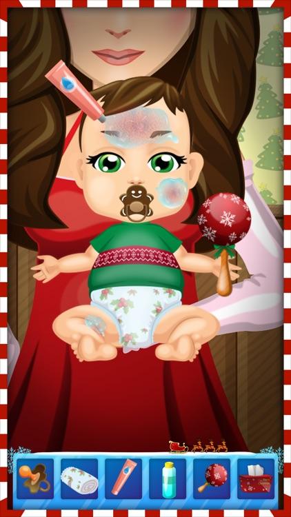 Christmas New Born Baby Care screenshot-3