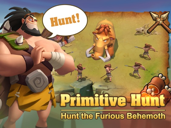 Survival Mobile:10,000 BC-ipad-3