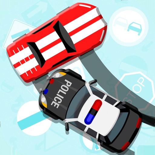 Police Pursuit app for ipad