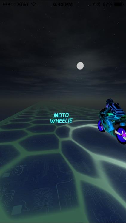 Moto Wheelie Premium screenshot-0