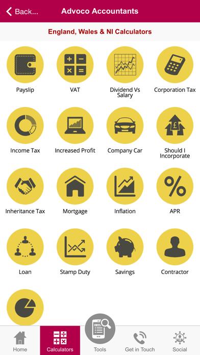 Advoco Accountants screenshot three