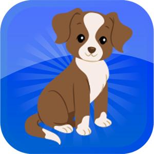 Puppy Dog Emojis Stickers - Stickers app