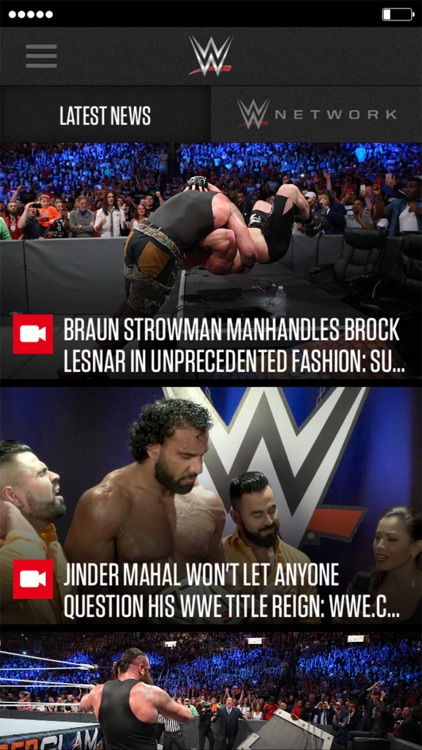 WWE screenshot-0