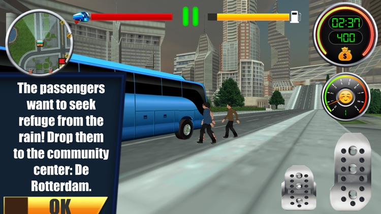 City Bus Driver: Driving Sim screenshot-3