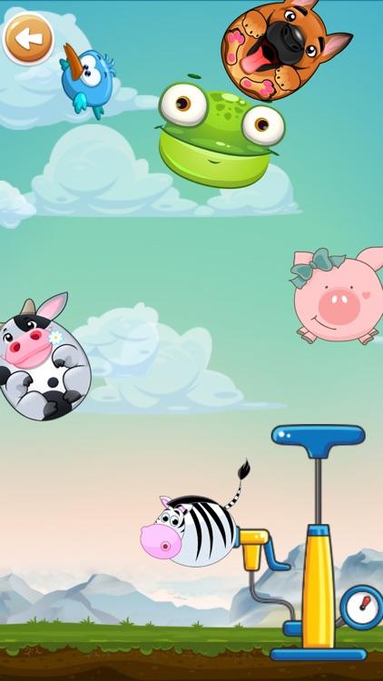 Animals Puzzle and fun games screenshot-3