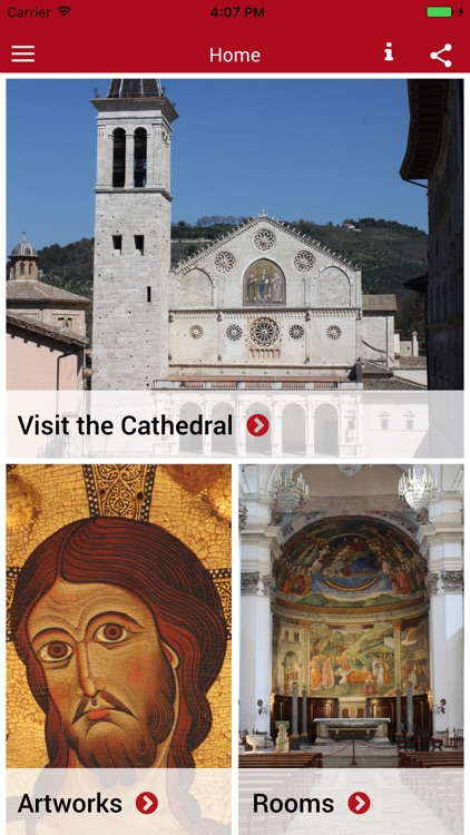 The Spoleto Cathedral
