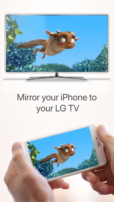 Mirror for LG Smart TV screenshot 1