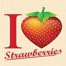 Strawberry Emojis