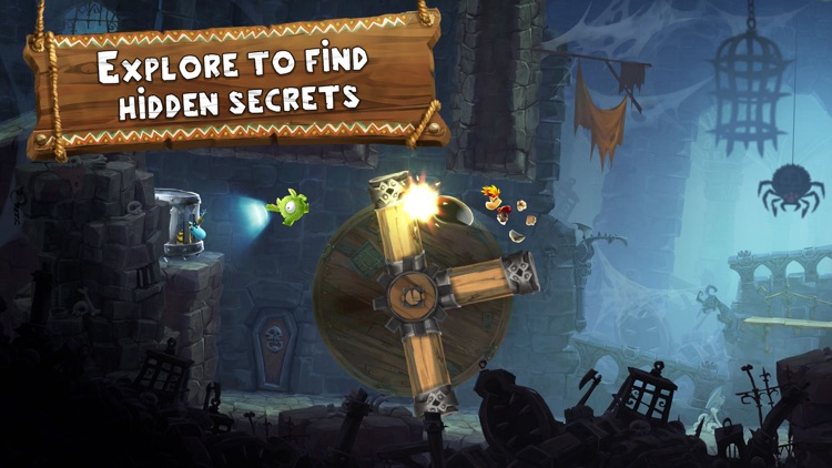 Rayman Adventures screenshot-4